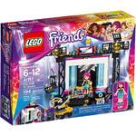 Конструктор LEGO Friends 41117 Поп-звезда: Телестудия (Pop Star TV Studio)