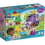 Конструктор LEGO 10605 Doc McStuffins Rosie the Ambulance