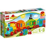 Конструктор LEGO Поезд Считай и играй 10847