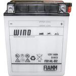Мотоциклетный аккумулятор FIAMM FB14L-B2 (14 А/ч)