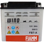 Мотоциклетный аккумулятор FIAMM FB7-A (8 А·ч)