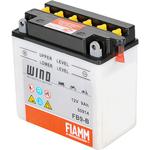 Мотоциклетный аккумулятор FIAMM FB9-B (9 А·ч)