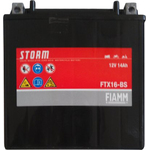 Мотоциклетный аккумулятор FIAMM FTX16-BS (14 А·ч)