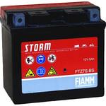 Мотоциклетный аккумулятор FIAMM FTZ7S-BS (6 А/ч)