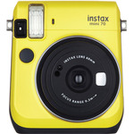 Фотоаппарат FujiFilm INSTAX MINI 70 Yellow