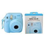 Фотоаппарат FujiFilm INSTAX MINI 8 Blue (16273178)