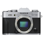 Фотоаппарат Fujifilm X-T20 Body (серебристый)