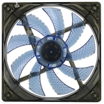 Кулер для корпуса GameMax WindForce 4x Blue LED (120 мм) [GMX-WF12B]