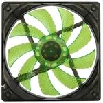 Кулер для корпуса GameMax WindForce 4x Green LED (120 мм) [GMX-WF12G]