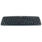 Клавиатура Gembird KB-8350U-BL Black