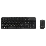 Клавиатура+Мышь Gembird KBS-7003 Black