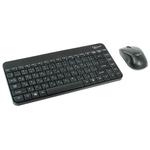 Клавиатура+Мышь Gembird KBS-7004 Black