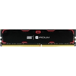 Оперативная память GOODRAM Iridium DDR4 8GB PC4-19200 IR-2400D464L17S/8G