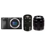 Фотоаппарат Sony Alpha A6000YB черный