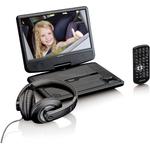 Портативный DVD-плеер Lenco DVP-911 (чёрный)