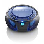 Аудиомагнитола Lenco SCD-550 Blue