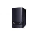 Сетевой накопитель WD My Cloud EX2 8TB (WDBVKW0080JCH)