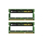 Оперативная память Corsair Value Select 2x4GB DDR3 SO-DIMM PC3-12800 (CMSO8GX3M2C1600C11)