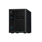 Сетевой накопитель WD My Cloud EX2100 (WDBWAZ0000NBK-EESN)