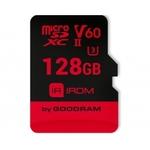 Карта памяти GOODRAM IRDM microSDXC IR-M6BA-1280R11 128GB