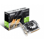 Видеокарта MSI GeForce GT 730 2GB DDR3 [N730K-2GD3/OCV1]