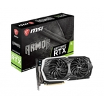 Видеокарта MSI GeForce RTX 2070 Armor 8GB GDDR6