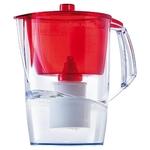 Фильтр для воды Барьер Лайт красный