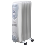 Масляный радиатор Sinbo SFH 3321 White