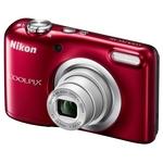 Фотоаппарат Nikon Coolpix A10 (красный)