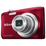 Фотоаппарат Nikon Coolpix A100 Silver