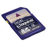 Карта памяти Kingston SDHC 16 Гб Class 4 (SD4/16GB)