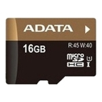 Карта памяти A-Data Premier Pro microSDHC UHS-I U1 16GB (AUSDH16GUI1-R)