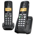 Телефон Dect Gigaset A220 AM DUO RUS