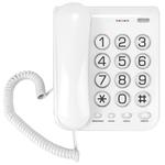 Проводной телефон TeXet TX-262 Light Grey