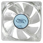 Кулер для корпуса DEEPCOOL XFAN 80 L/B Blue LED