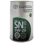 Моторное масло Toyota SM/SN 5W-20 (00279-1QT20) 0,946л