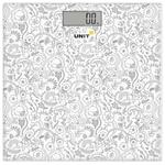 Весы напольные UNIT UBS-2052 Light Gray (CE-0312625)