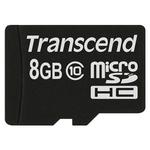 Карта памяти 8Gb Transcend TS8GUSDC10