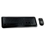 Клавиатура+Mышь Microsoft 850 (PY9-00012) Black/Black USB