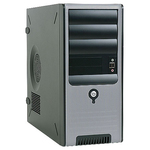 Корпус 600W INWIN C583T (IP-S600BQ3-0) Black, Silver