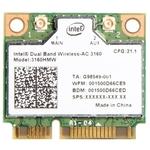 Сетевая карта Intel 3160HMW OEM
