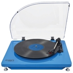 Виниловый проигрыватель ION Audio PURE LP BL Blue