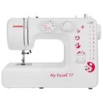 Швейная машина JANOME MX 77 White