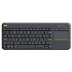 Клавиатура Logitech K400 Plus (920-007147) Black