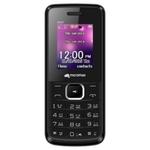 Мобильный телефон MICROMAX X507 black