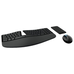 Клавиатура+Мышь Microsoft Wireless Sculpt Ergonomic (L5V-00017)