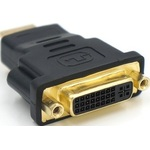 Адаптер-переходник Mirex HDMI (M) - DVI (F) (13700-AHDMDVF3)