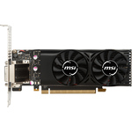 Видеокарта MSI Geforce GTX 1050 Ti 4GB GDDR5 [GTX 1050 TI 4GT LP]