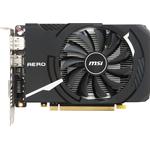 Видеокарта MSI GeForce GTX 1050 Ti Aero ITX OCV1 4GB GDDR5