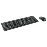Клавиатура+Mышь OKLICK 250M Black
